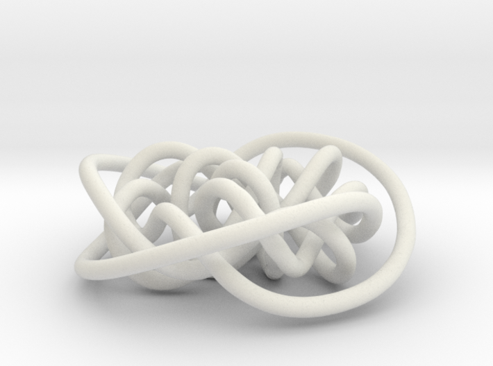 Prime Knot d3.7 3d printed