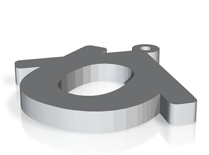 Shapeways Image Popper 3d printed
