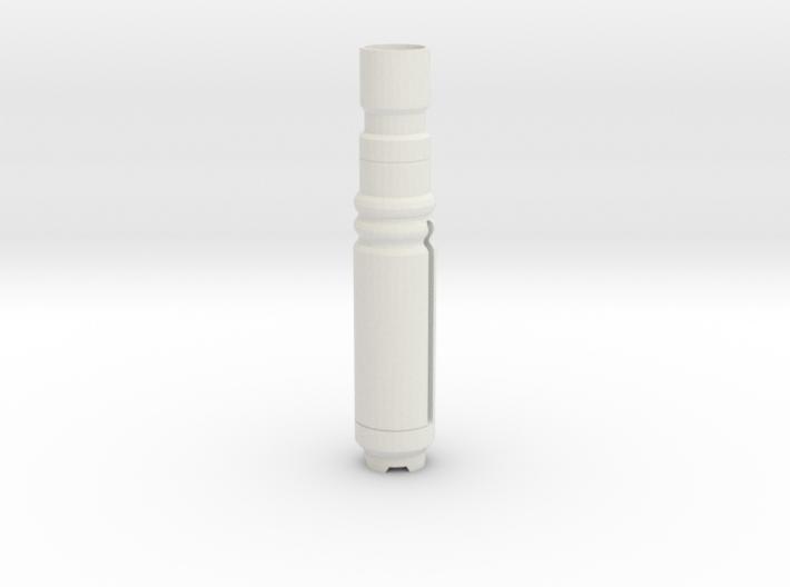 Sonic body 3d printed
