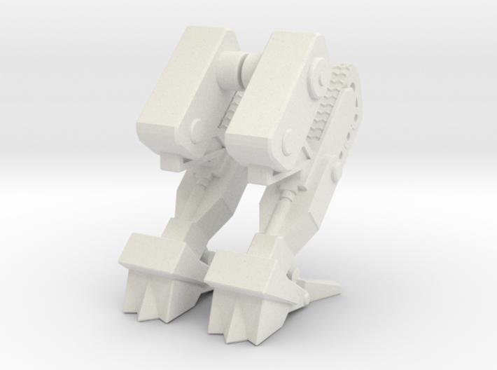 AWA amphib mech legs, walking mode 3d printed