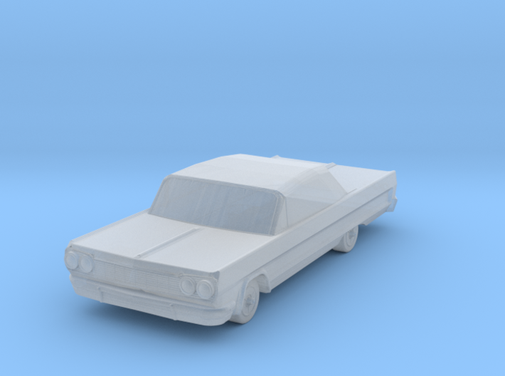1964 Impala - Z scale 3d printed