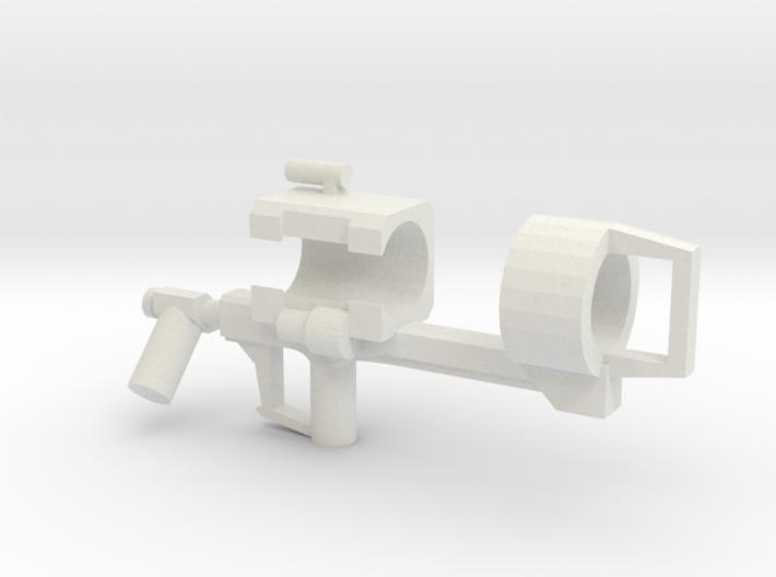 Jackhammer Body 3d printed