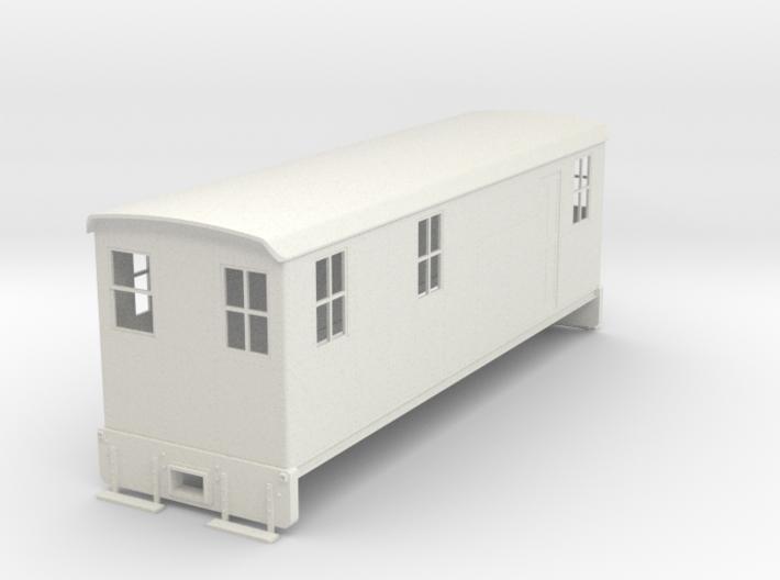On30 Boxcab loco body 3d printed