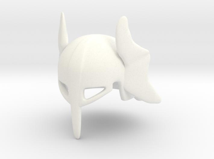 Fantasy Helmet L.W  3d printed
