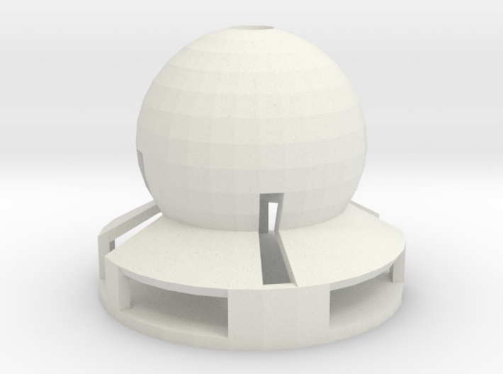 Observatory 3d printed