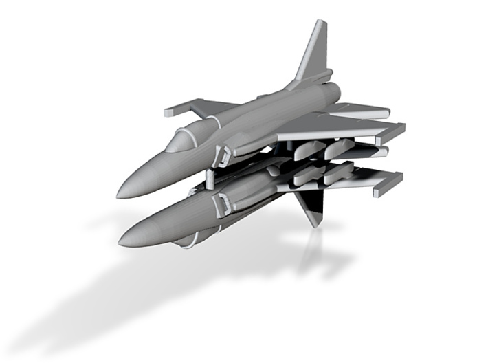 1/285 JF-17 Thunder (x2) 3d printed