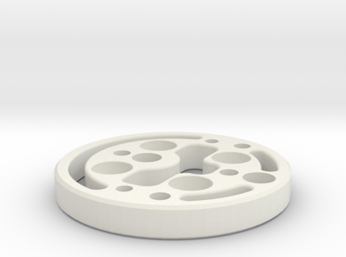 MO-1800-437-105__M1iA_AdapterPlate LessMaterial 3d printed