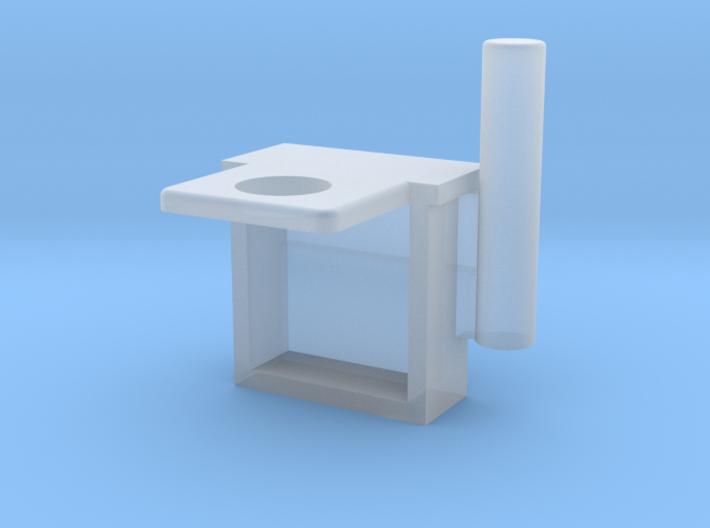 CommPackF 3d printed