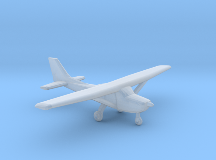 Cessna 172 3d printed