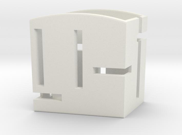 Card Holder Sharp Sides 3d printed