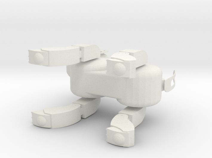 AIBO ERS-7 Robot 3d printed