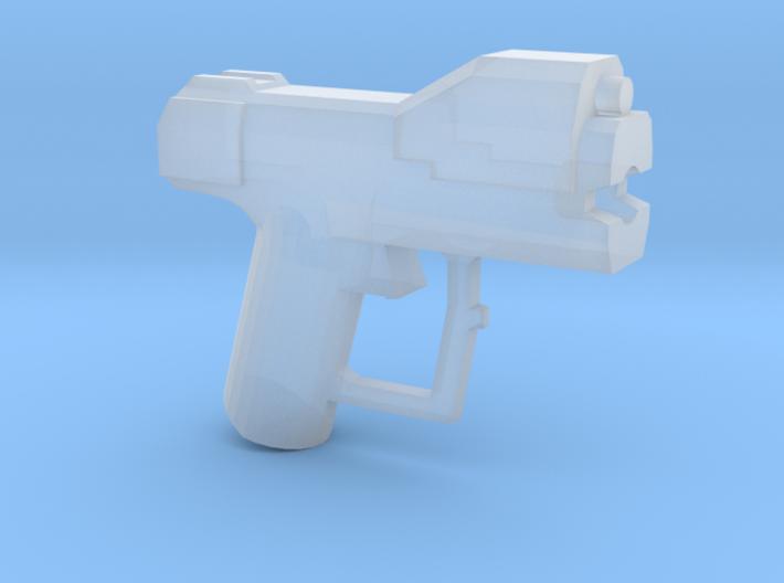 Space Pistol-G Variant 3d printed