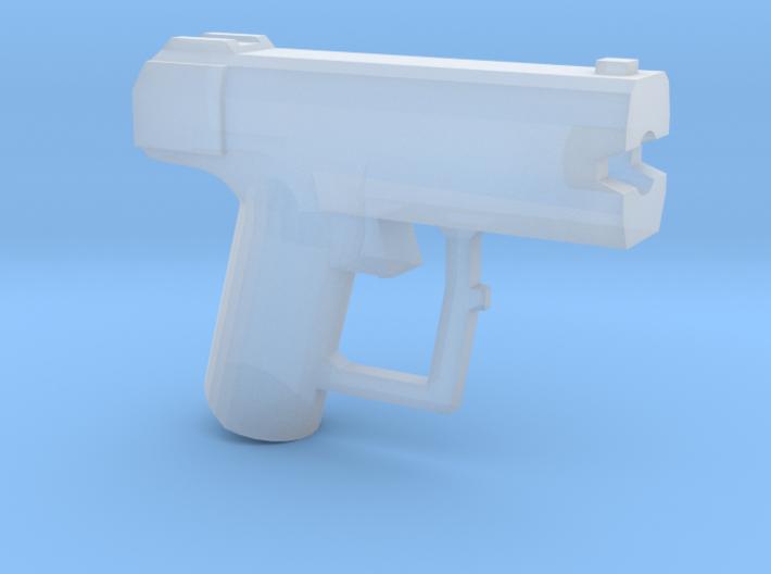 Space Pistol-C-Variant 3d printed