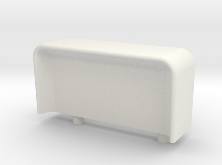 Oldsmobile button heater 3d printed