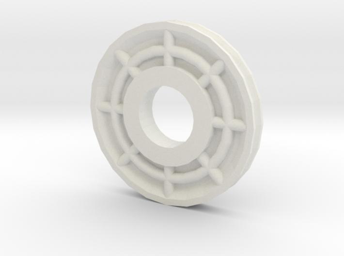 Window regulator pulley 3d printed
