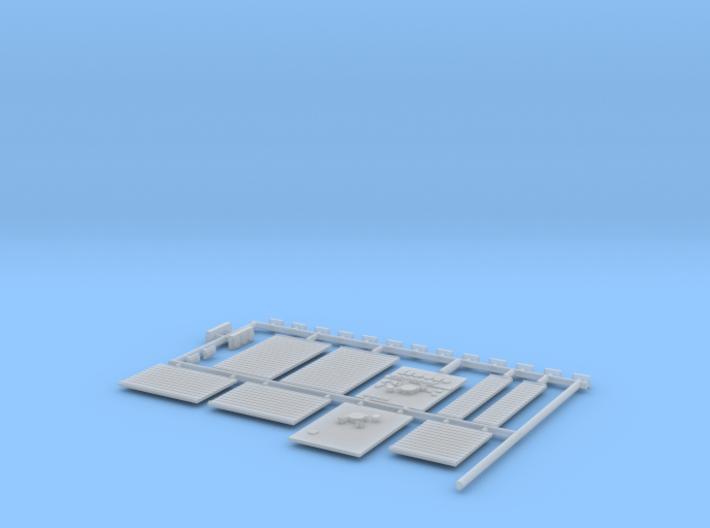 PUMPER DETAILS 3d printed