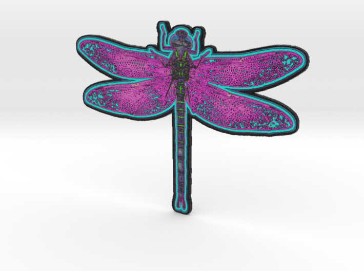 Dragonfly A 3d printed