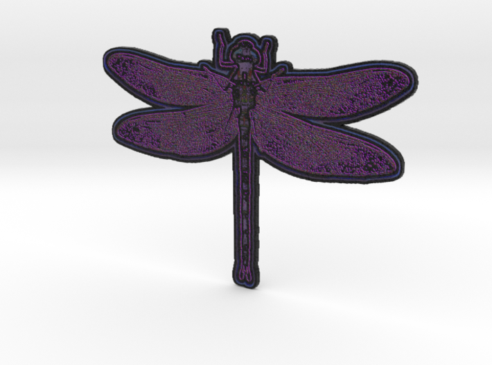 Dragonfly F 3d printed