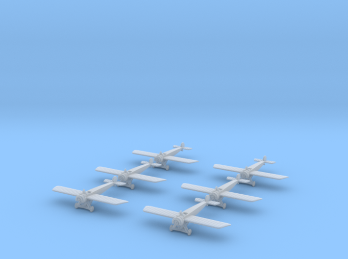 1/350 Fokker E.III (x6) 3d printed