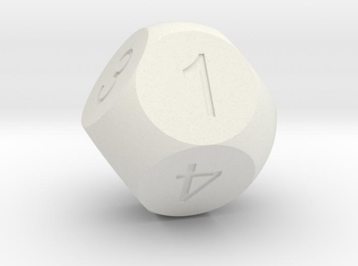 D8 Sphere Dice 3d printed