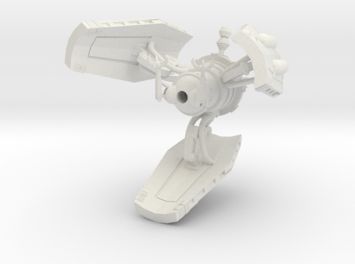 Sillybot King 3d printed