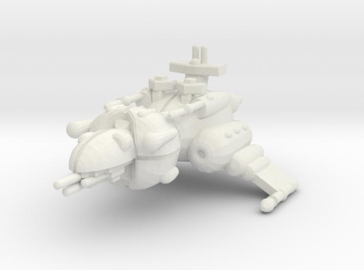 SSA203 Marlin Heavy Cruiser 3d printed