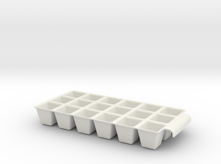 Icetray 3d printed
