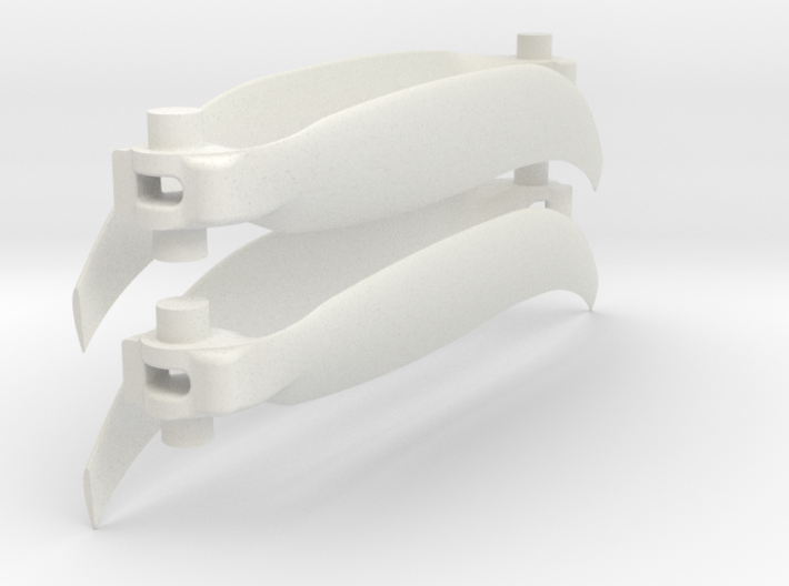 9x3 Folding Prop - Wide - Props only, 2 Pairs 3d printed