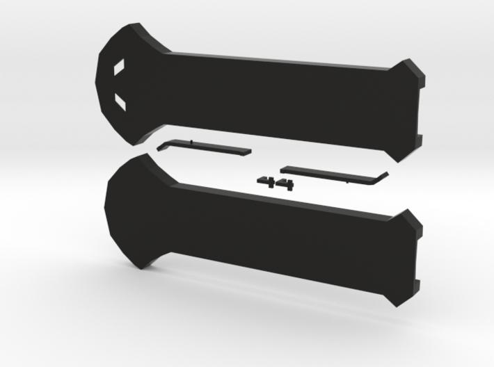 New Improved Hidden Blade Body 3d printed