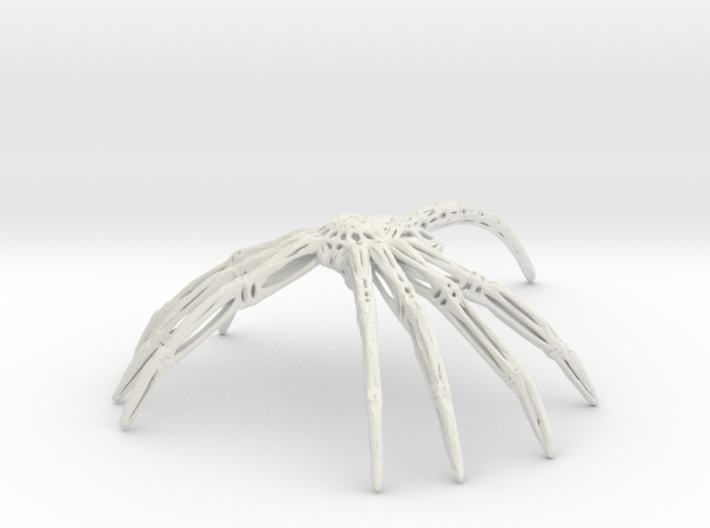 Facehugger 3d printed