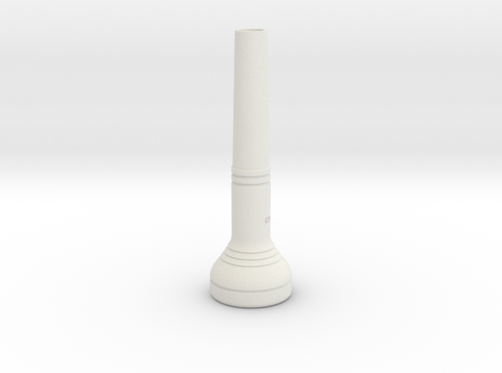 High Range Trumpet Mouthpiece 3d printed