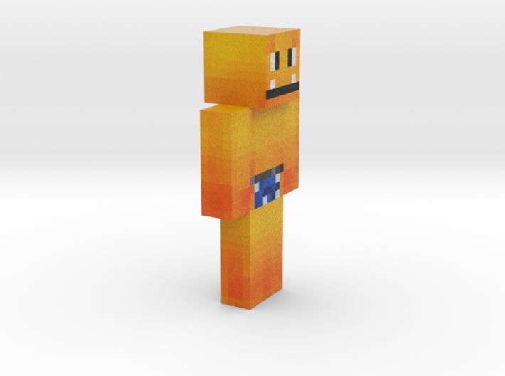 6cm | Techbit 3d printed