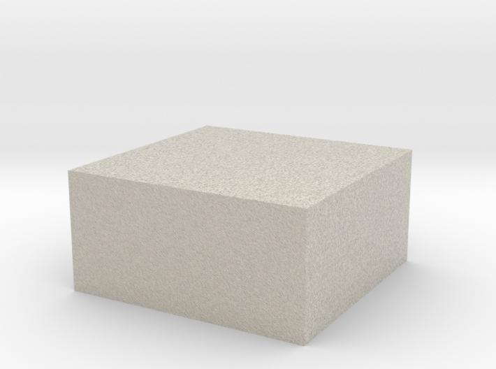 PAR_Sandstone 3d printed