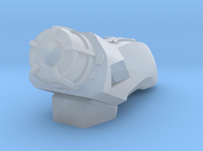28mm Jet Pack base 3d printed
