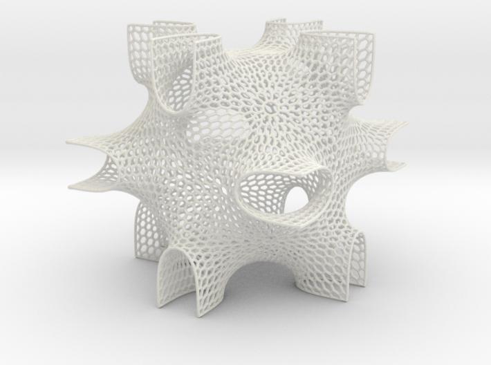 Neovius surface, medium 3d printed