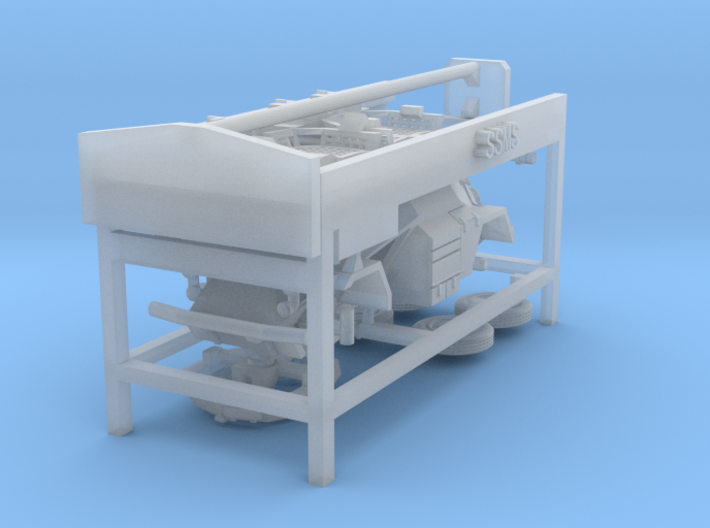 GV001-Sdkfz222-002a-144-tripled-20131130 3d printed