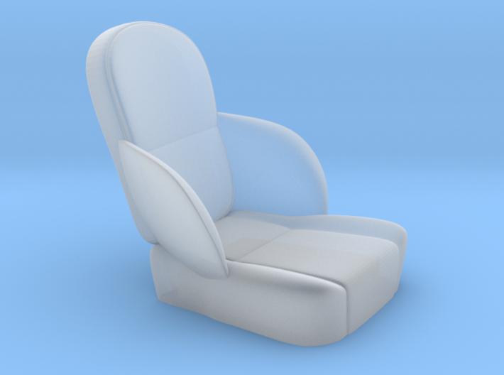 1/24 50s Sport Seat 3d printed