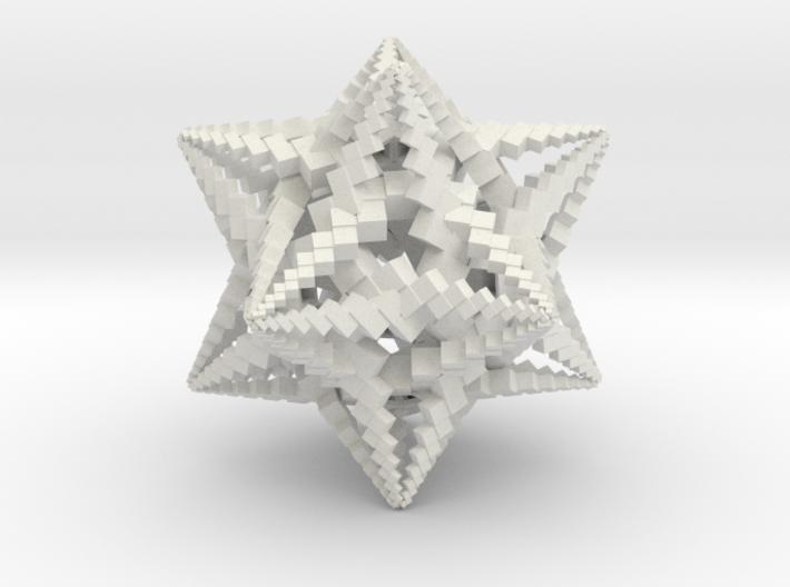 Crystallic Fusion 3d printed