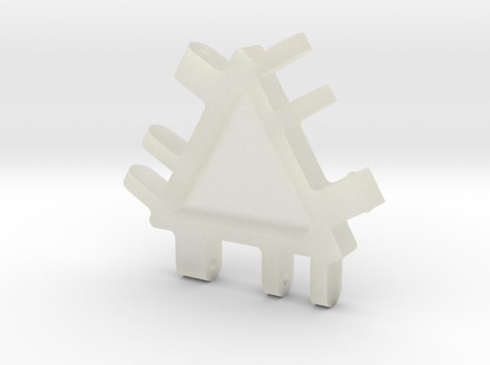 Tri Tile 3d printed