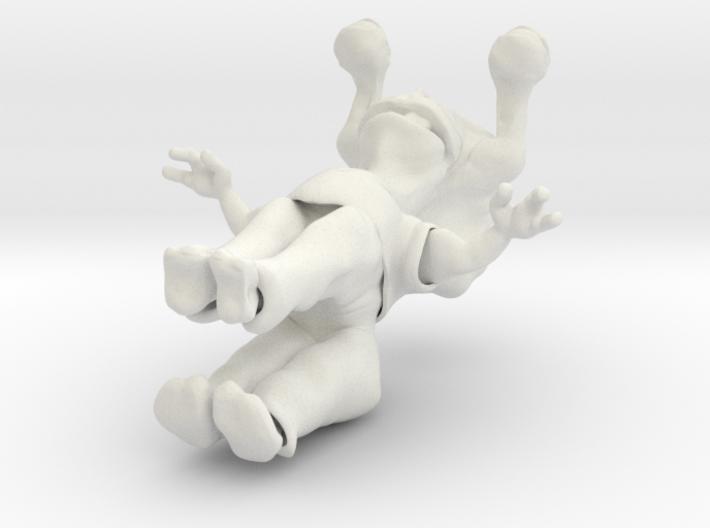 My Alien Test 3d printed