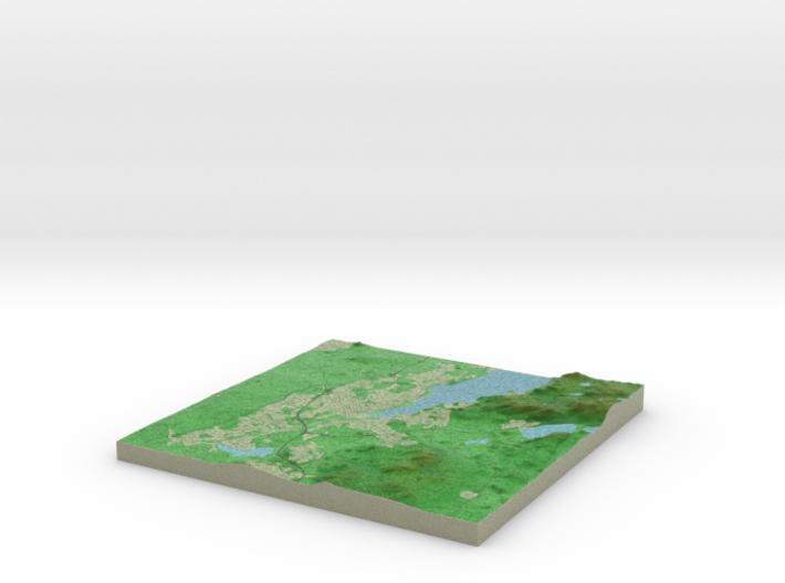 Terrafab generated model Tue Dec 03 2013 10:16:05 3d printed