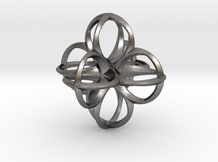 Pendant Fractal VB5 3d printed