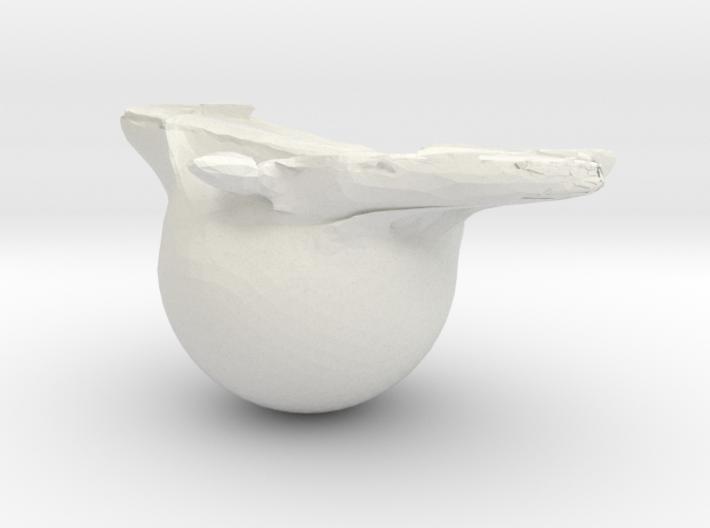 birdplane 3d printed