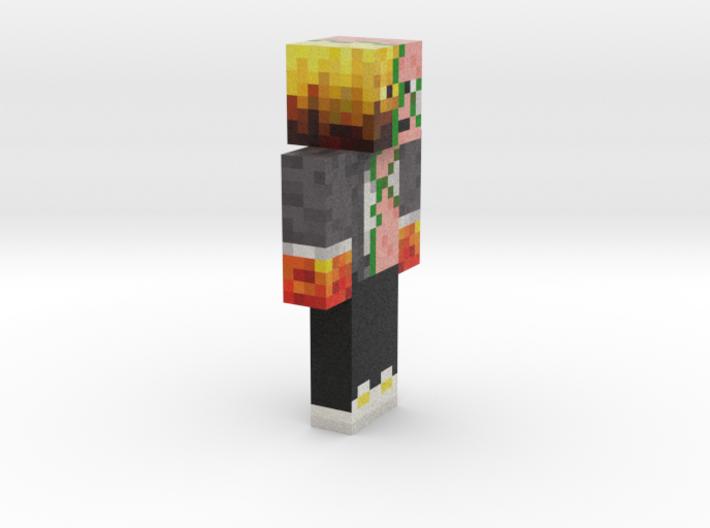 6cm | zombie_blazeman 3d printed