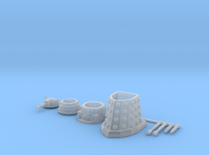 28mm Dalek Trooper Sprue 3d printed