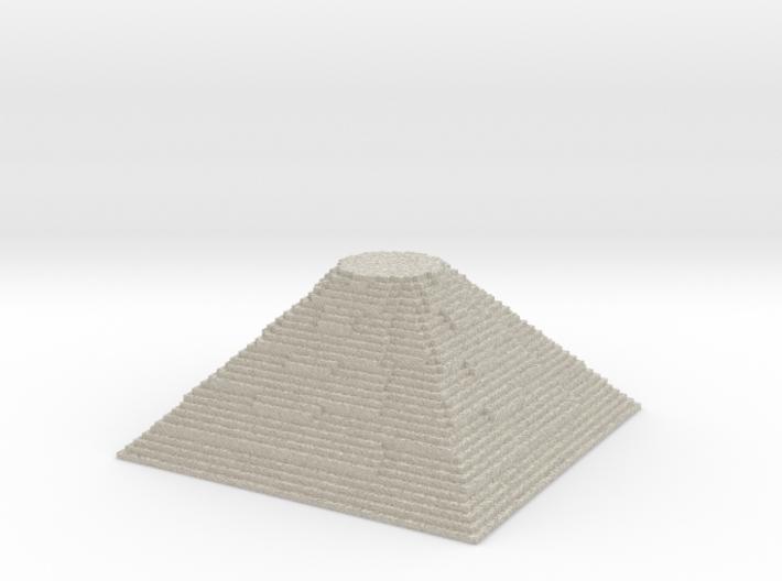 American Pyramid 3d printed
