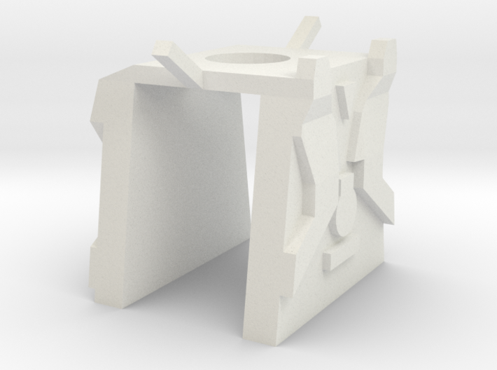 Strong Chest 3d printed