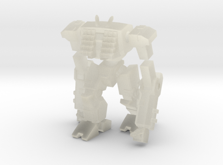 Mecha- Odyssey- Tethys (1/285th) Multi-Part 3d printed