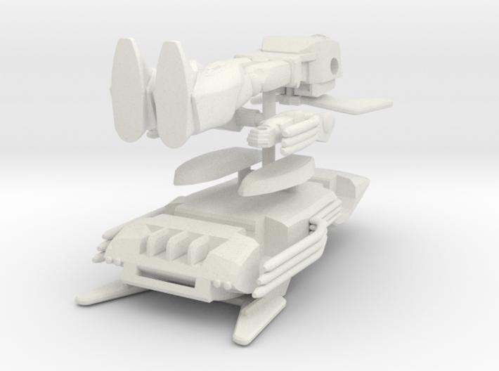 Hotrod 3d printed