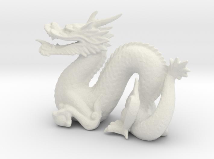 dragon2 3d printed